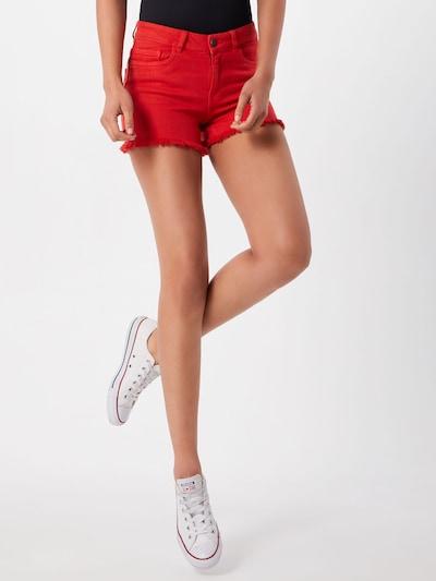 Noisy may Shorts in rot, Modelansicht
