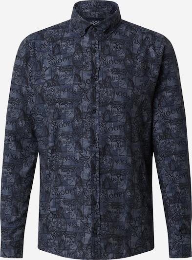 JOOP! Jeans Srajca 'Heli' | marine / nočno modra / golobje modra barva, Prikaz izdelka