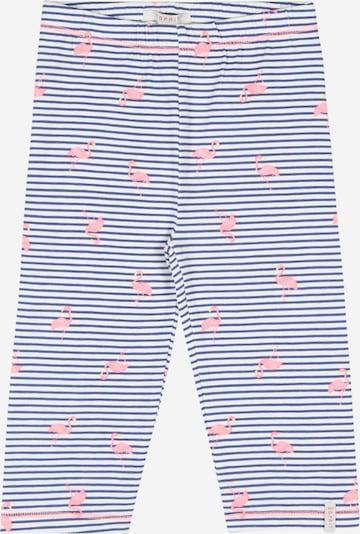 ESPRIT Leggings in blau / rosa / weiß, Produktansicht