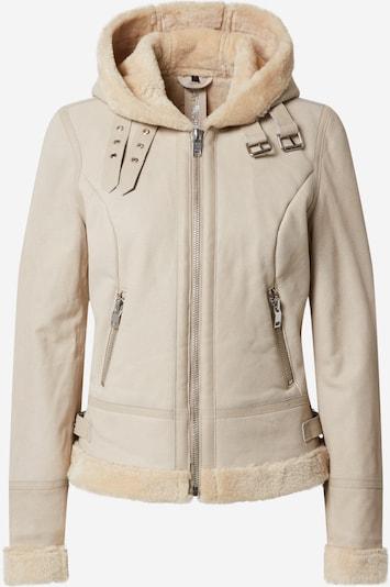 FREAKY NATION Jacke  'Arctic' in beige, Produktansicht