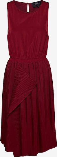Pop Copenhagen Kleid 'Pleated' in bordeaux, Produktansicht