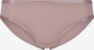 HUBER Soft Comfort Taillen-Slip mit Wohlfühlfaktor in altrosa, Produktansicht