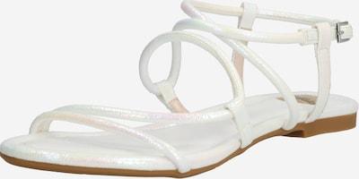 BUFFALO Sandale 'JOLITA' in weiß, Produktansicht