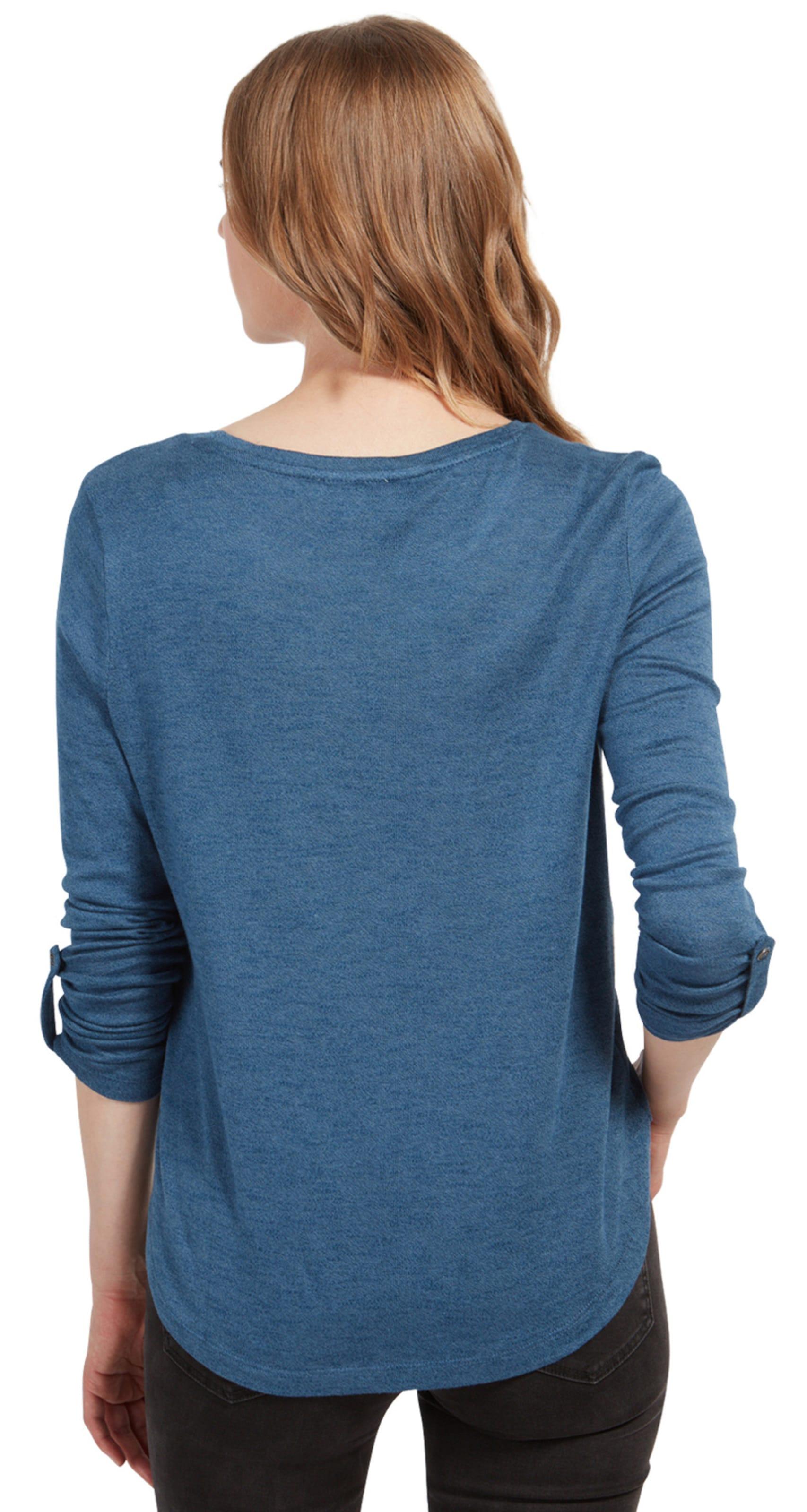 Erschwinglich Günstig Online Verkauf Fabrikverkauf TOM TAILOR DENIM Shirt mit Turn-Ups xABbUe0G3