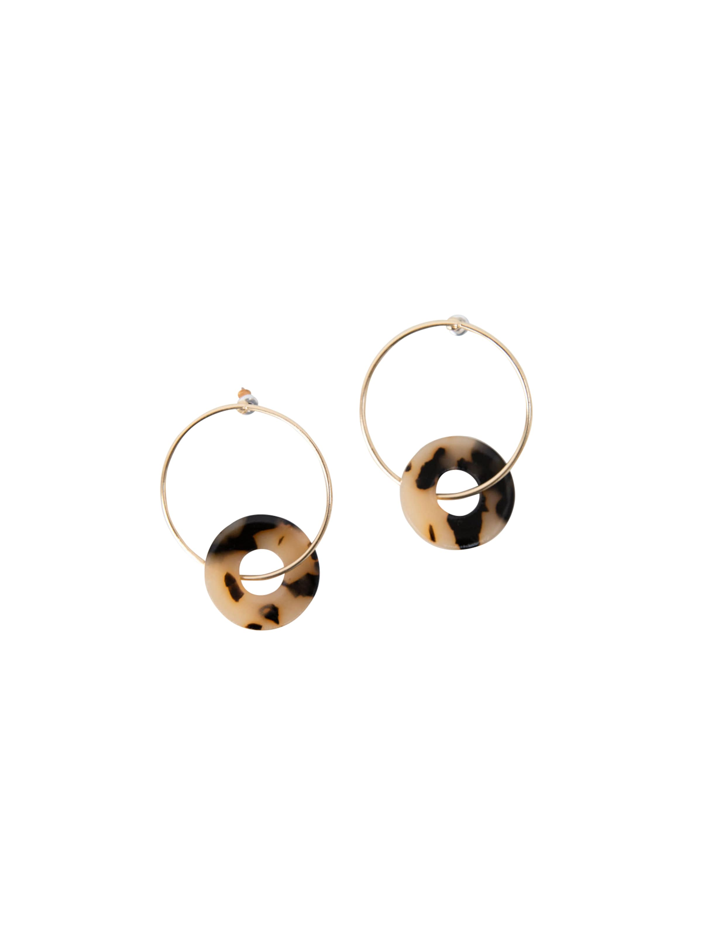 'birthe' Edited Boucles D'oreilles NudeMarron En wm0Nnyv8O