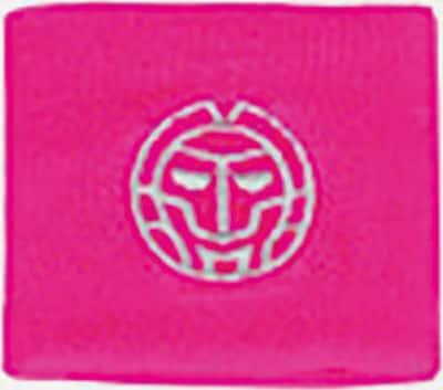 BIDI BADU Schweißband 'Madison Tech' in pink / weiß, Produktansicht