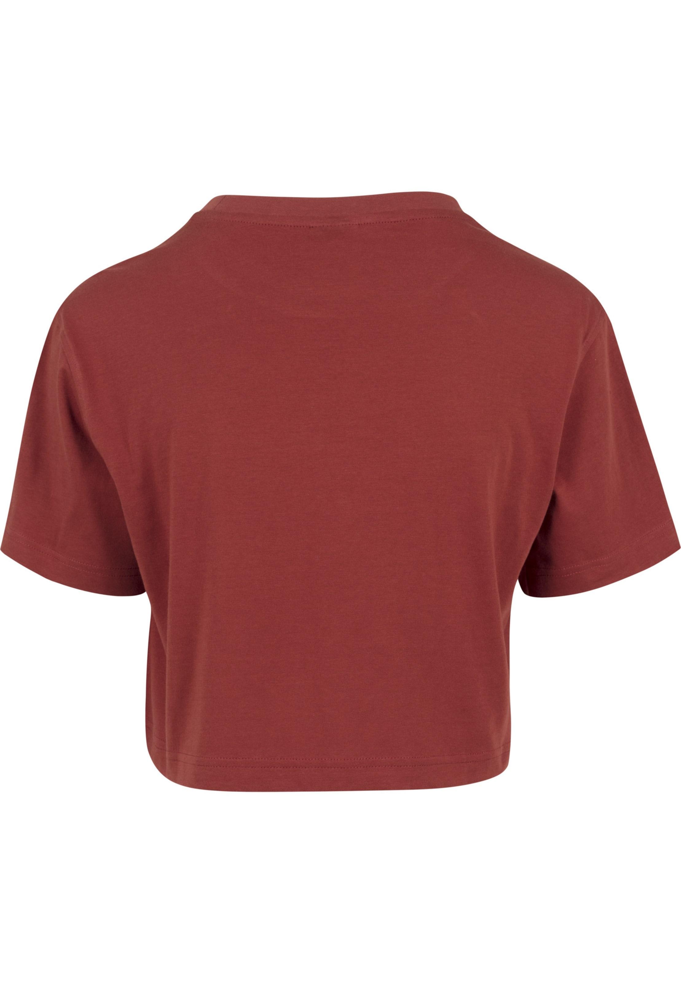 shirt Classics T En Rouge Rouille Urban CodBWerx