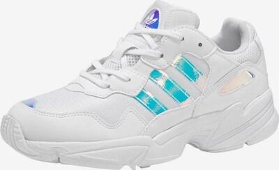 ADIDAS ORIGINALS Schuhe 'Yung 96' in aqua / weiß, Produktansicht