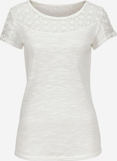 VIVANCE Shirt in creme, Produktansicht