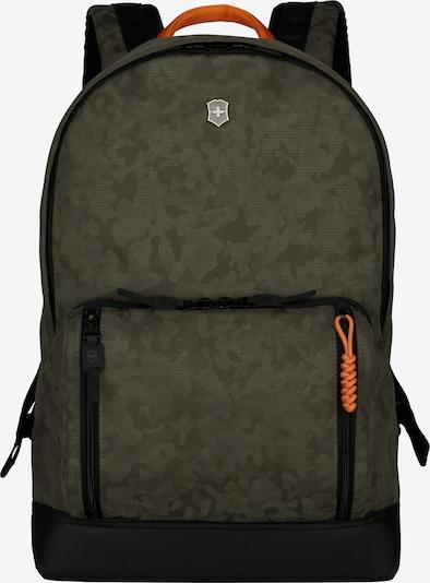 VICTORINOX Rucksack in oliv / dunkelorange / schwarz, Produktansicht