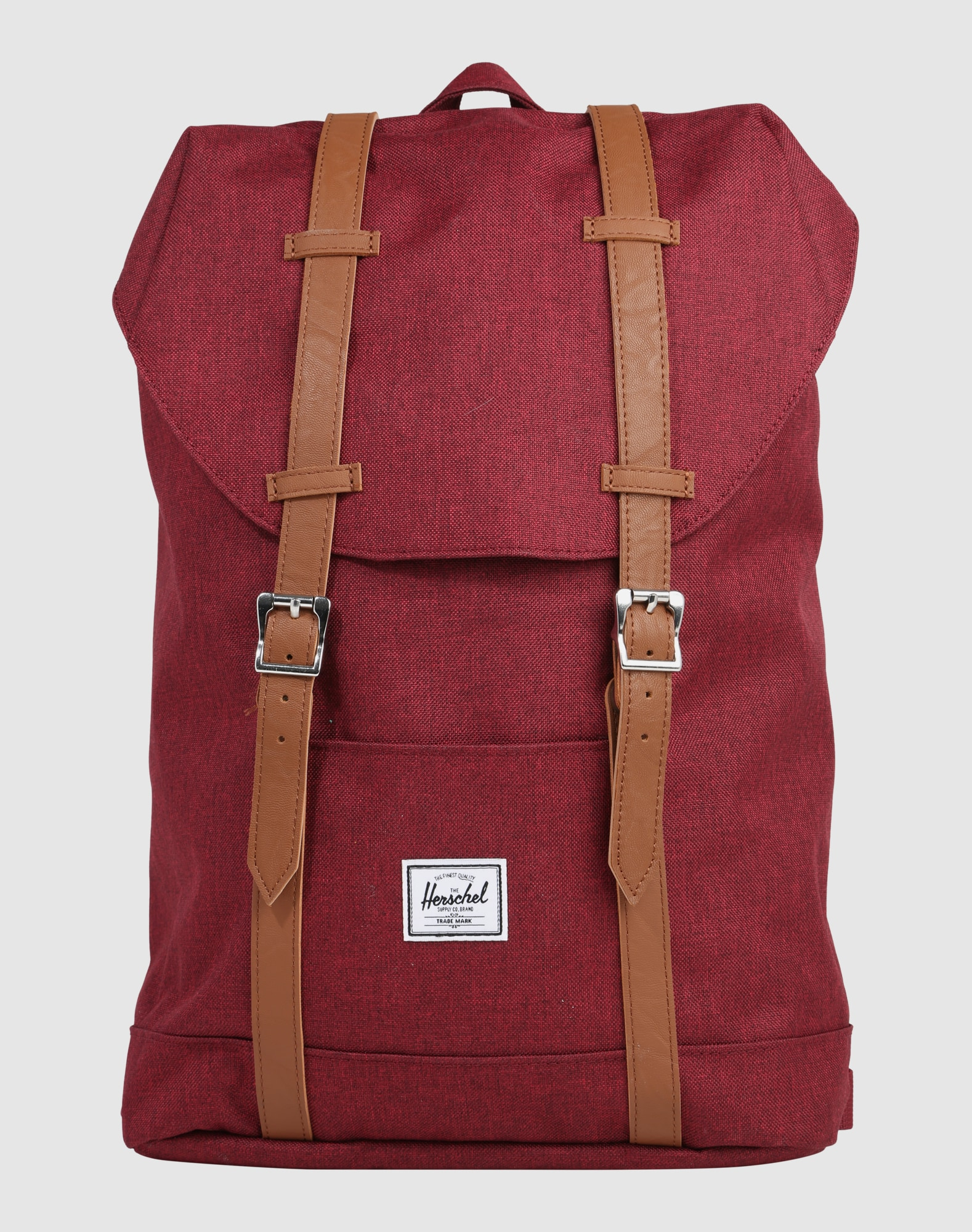 herschel rucksack 39 retreat 39 in rot about you. Black Bedroom Furniture Sets. Home Design Ideas