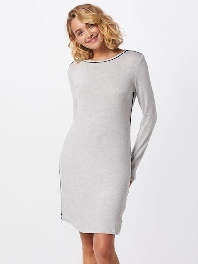 ESPRIT Spalna srajca 'JAYLA'   svetlo siva barva: Frontalni pogled