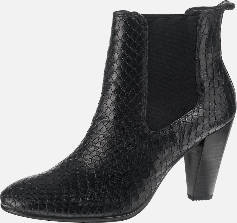 ECCO Chelsea Boots 'Shape 75 Black Pitokon'