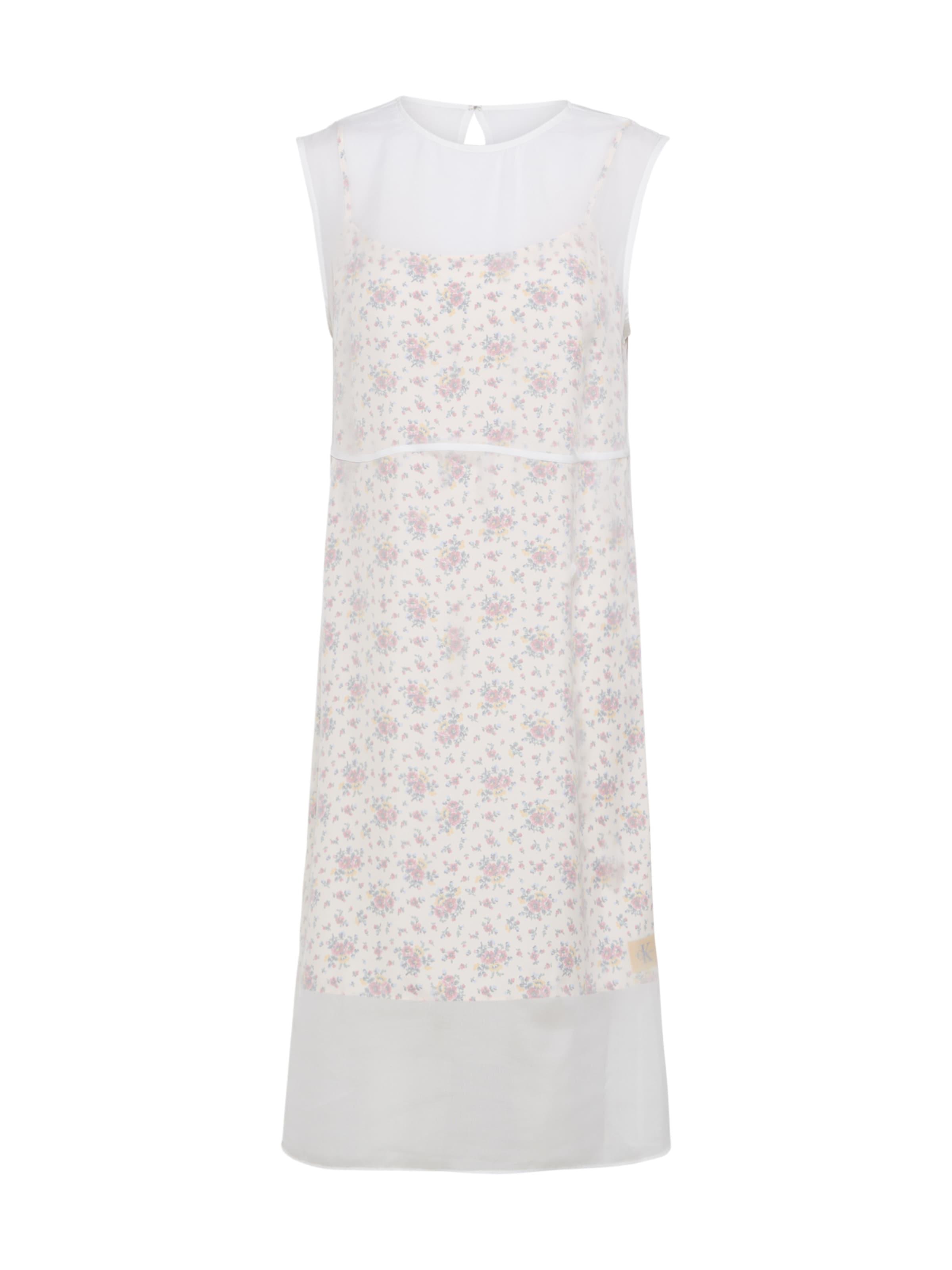 Klein Kleid Calvin Jeans In 'denisha' Creme UpSjqVLzMG