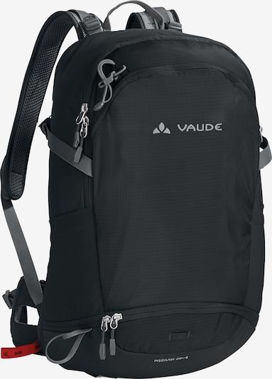 VAUDE Rucksack 'Trek & Trail Wizard 30+4' in schwarz, Produktansicht