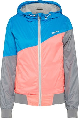 BENCH Jacke 'CORE COLOURBLOCK WINDBREAKER'