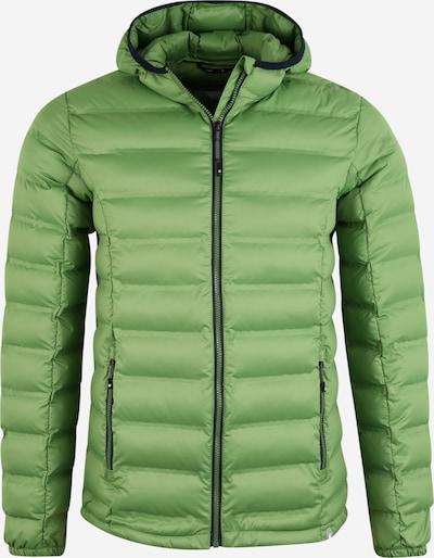KILLTEC Jacke 'Jylon' in grün, Produktansicht