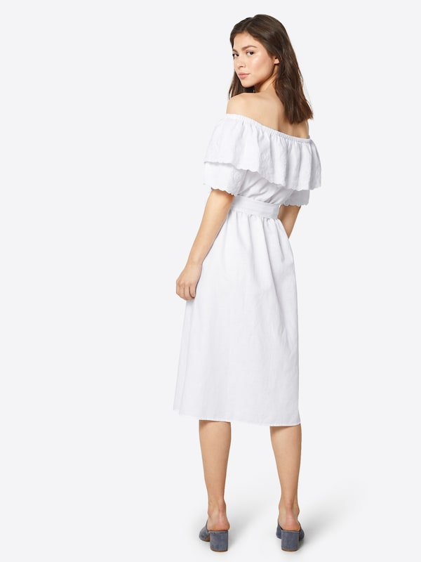 D'été Gap Blanc Robe En 'ots Eylt Midrs' eE29WIYDH