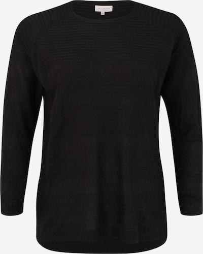 Megztinis 'CARAIRPLAIN' iš ONLY Carmakoma , spalva - juoda, Prekių apžvalga