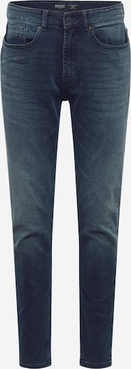 Jeans 'TAPERED OVERDYE' BURTON MENSWEAR LONDON pe denim albastru, Vizualizare produs