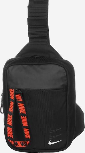 NIKE Umhängetasche 'Advance' in orange / schwarz, Produktansicht