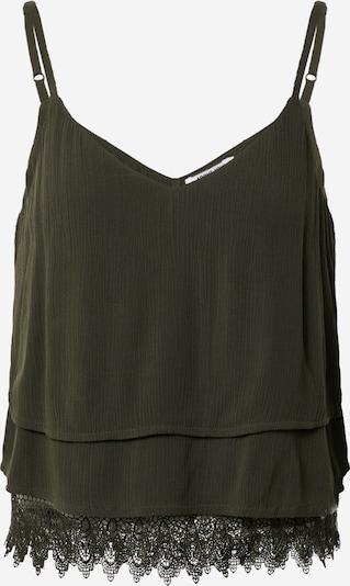 ABOUT YOU Top 'Ledora' in khaki, Produktansicht