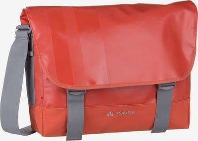 VAUDE Sporttas 'Wista II M' in de kleur Grijs / Rood, Productweergave