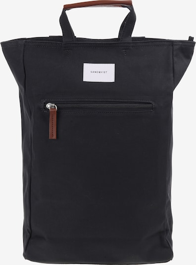 SANDQVIST Backpack 'Tony' in dark blue, Item view
