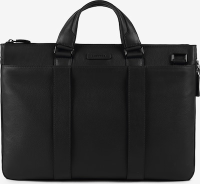 Piquadro Aktentas 'Modus' in de kleur Zwart, Productweergave