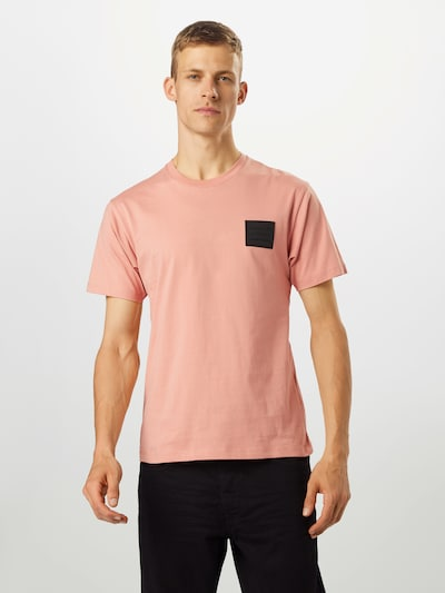 THE KOOPLES SPORT T-Shirt in rosa: Frontalansicht