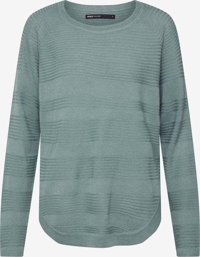 ONLY Pullover 'CAVIAR' in grün, Produktansicht
