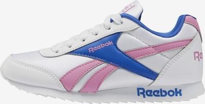 Reebok Classic Sneaker in blau / pink / weiß, Produktansicht