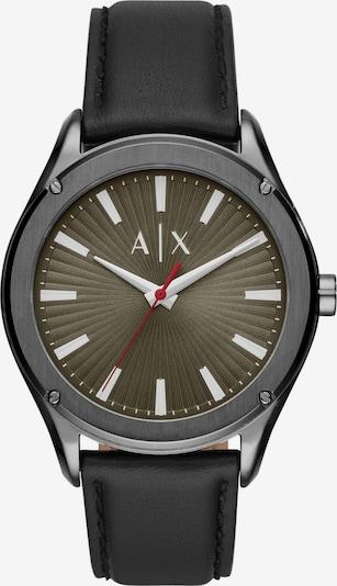 ARMANI EXCHANGE Uhr 'AX2806' in silbergrau / schwarz, Produktansicht