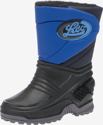 LICO Winterstiefel 'Terra' in blau / schwarz, Produktansicht