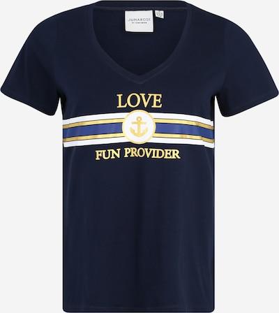 Junarose T-Shirt 'JRSAILING ROXY' in blau, Produktansicht