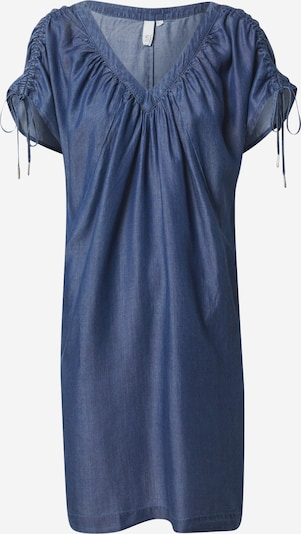 Q/S designed by Sukienka w kolorze niebieskim, Podgląd produktu