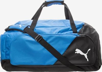 PUMA Sporttas 'Liga Large' in de kleur Blauw / Zwart, Productweergave