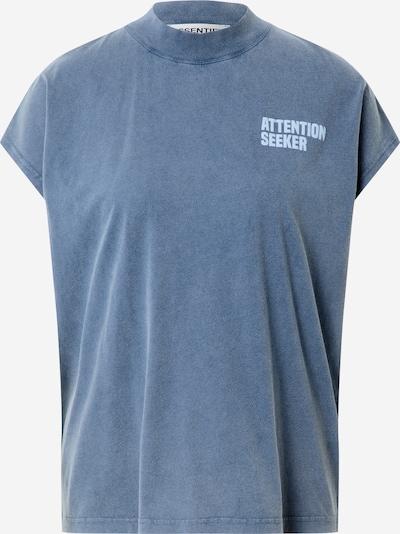 Essentiel Antwerp T-Shirt in blau / weiß, Produktansicht