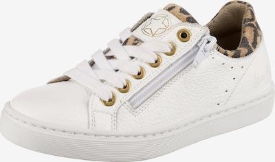 BULLBOXER Sneaker in karamell / weiß, Produktansicht