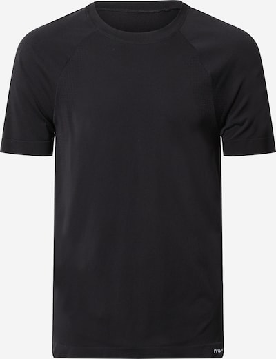 NU-IN ACTIVE Shirt in schwarz, Produktansicht
