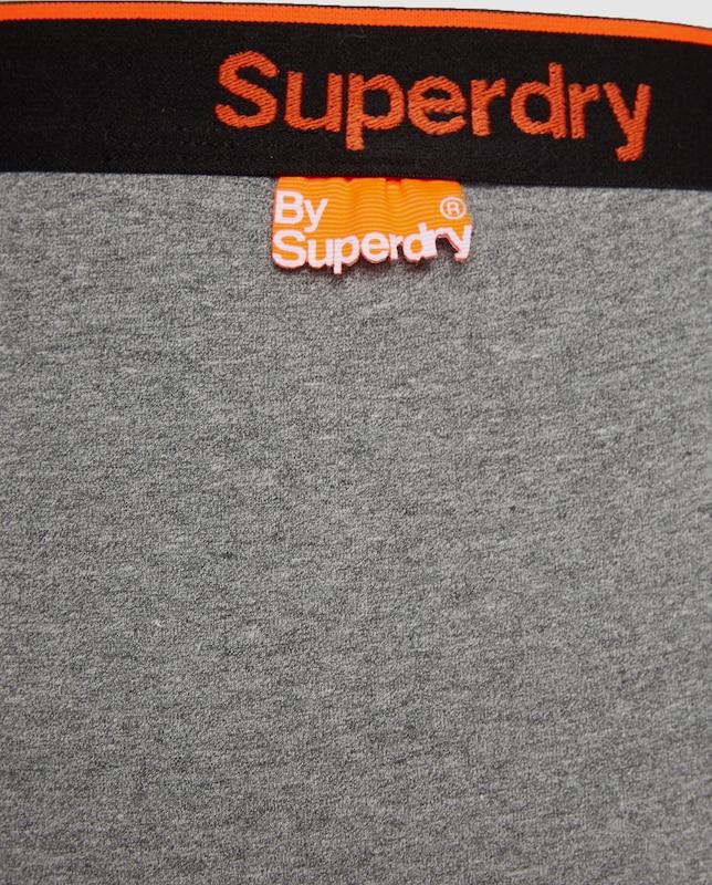 Superdry Boxershorts Orange Label Triple Pack