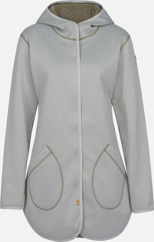 Finside Freizeitjacke 'MAARET' in grau   oliv  Markenkleidung für Männer und Frauen