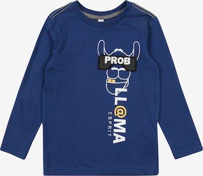 ESPRIT Shirt in indigo / mischfarben, Produktansicht
