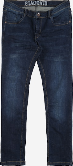 STACCATO Jeans 'Jonas Big' in blue denim: Frontalansicht