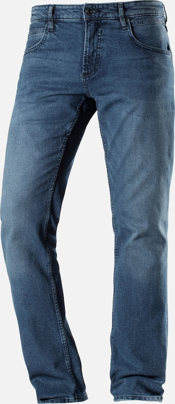 TOM TAILOR Straight Fit Jeans