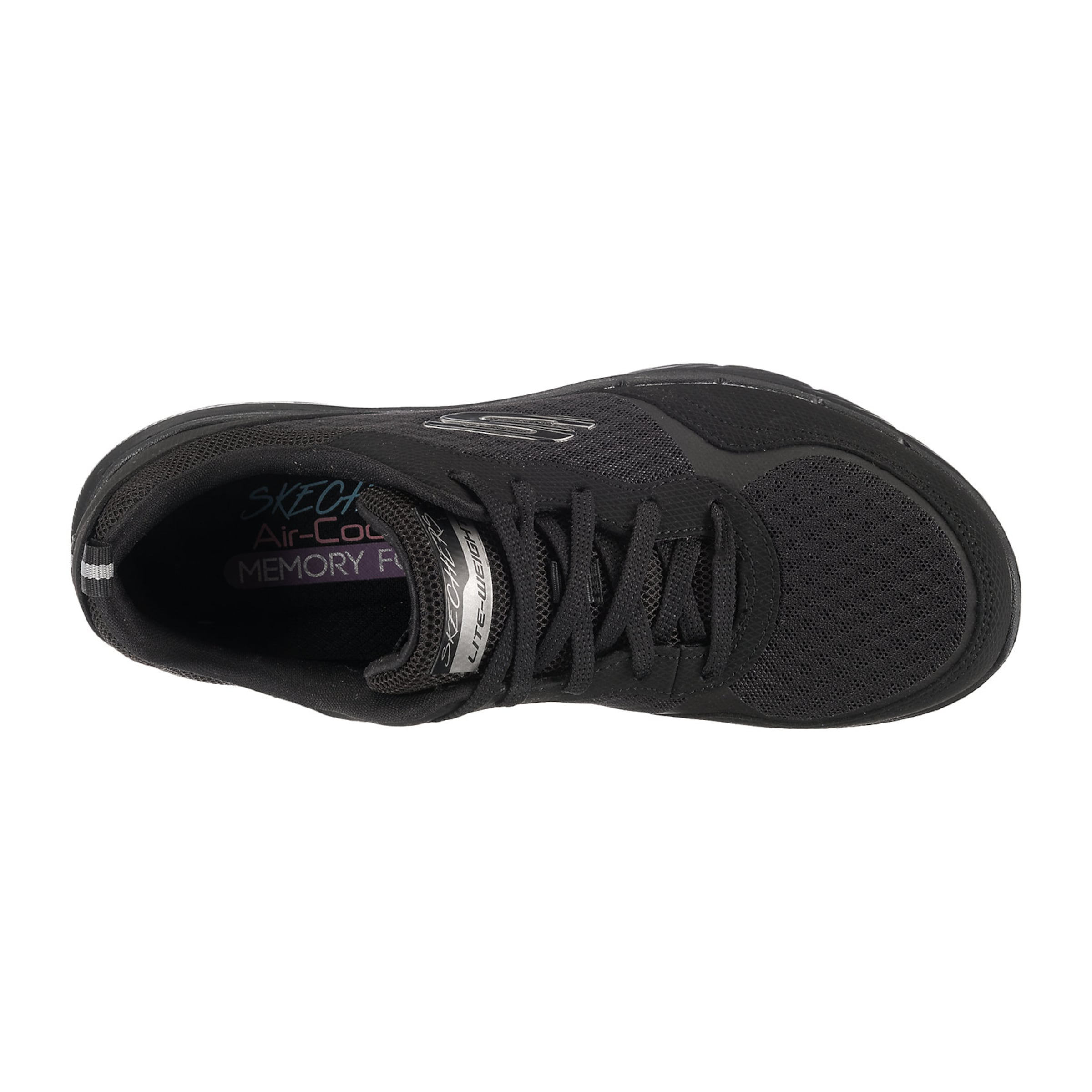 Skechers In 0' 'flex Sneaker 3 Appeal BasaltgrauSchwarz WEIYD9H2