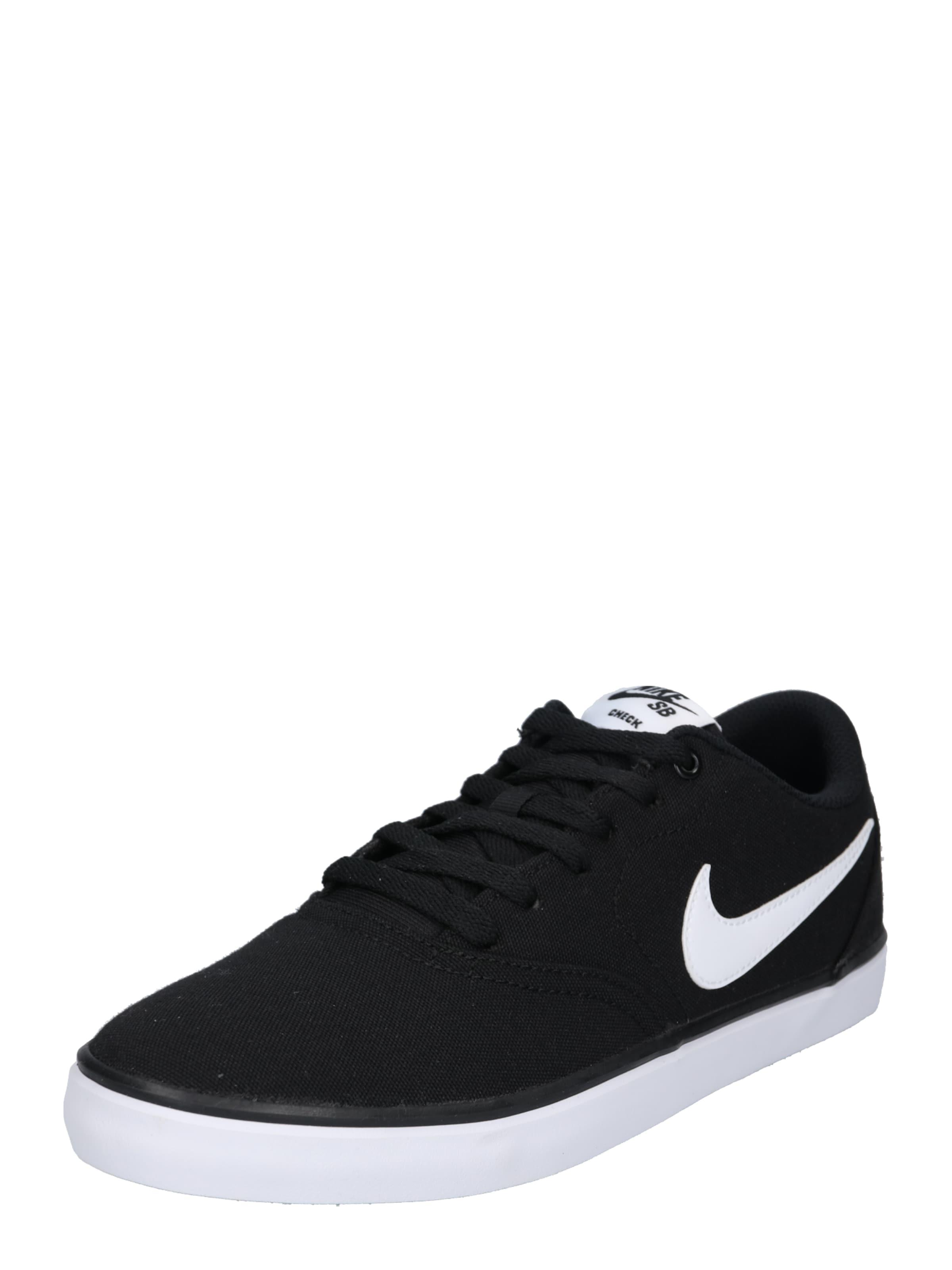 In Sneaker Nike Sb Solar' Schwarz 'check T13JulKcF