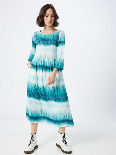 CINQUE Kleid 'CIDALINA' in blau / türkis, Modelansicht