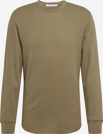 Samsoe Samsoe Shirt in de kleur Olijfgroen, Productweergave