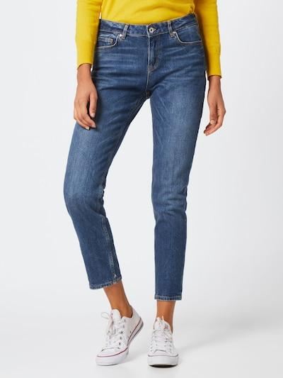 SCOTCH & SODA Jeans 'The Keeper - Deep Blue' in blue denim, Modelansicht